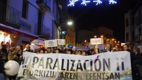 """Yesa + No reitera que ahora es clave la protesta """"política y social"""" contra el recrecimiento   Ordenación del Territorio   Scoop.it"""