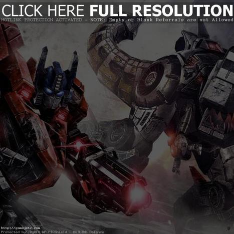 Transformers Cybertron Wallpapers HD Games #4625 Wallpaper | gamejetz.com | gamejetz wallpapers | Scoop.it