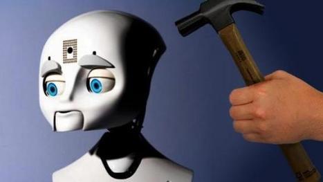 Insolite : Que risque-t-on si on torture un robot ?. Info - La Roche sur Yon.maville.com | Une nouvelle civilisation de Robots | Scoop.it