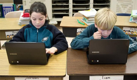 More Schools Using Chromebooks for 1-to-1 Programs | Leadership for Mobile Learning | Scoop.it