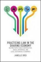 Review: Practising Law in the Sharing Economy by Janelle Orsi | EDO Vic | Peer2Politics | Scoop.it