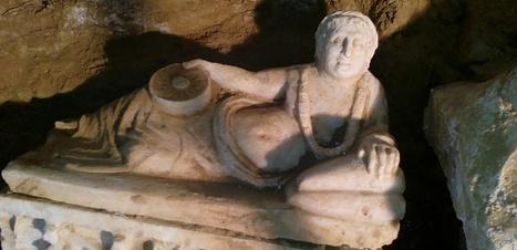 Une tombe étrusque retrouvée inviolée | L'actu culturelle | Scoop.it