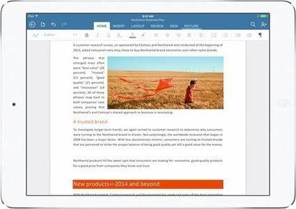 Office für iPad: Personal-Version per In-App-Kauf zum Monatspreis - iFun.de | iPad in der Schule | Scoop.it