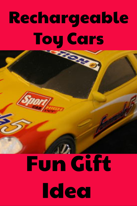 Voice Controlled Rechargeable Toy Car Gift Idea for Children that Love Cars - Kims Five Things | Home and Garden | Scoop.it