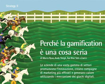 Perché la gamification è una cosa seria | Accenture Outlook Italia | GAMIFICATE YOURSELF | Scoop.it