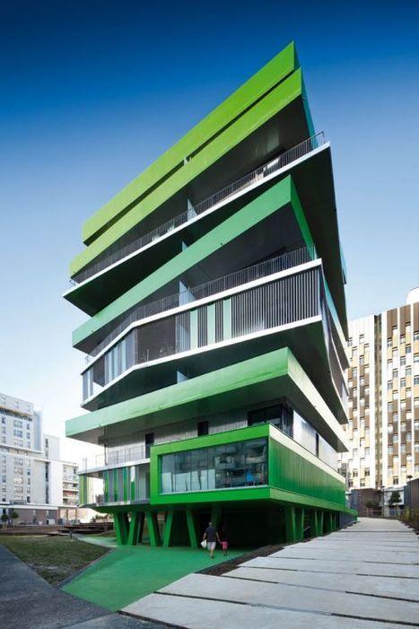 Cité de l'architecture & du patrimoine - Vers de nouveaux logements sociaux 2   Construire le Grand Paris   Scoop.it