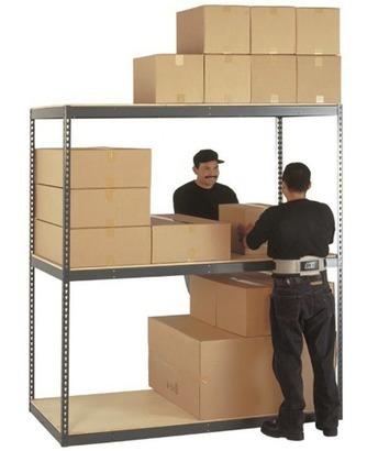 Boltless Bulk Storage | Storage Solutions | Scoop.it