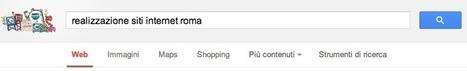 Come creare una struttura della URL Google friendly | Il web writing in Italia by Contenuti WEB | Scoop.it