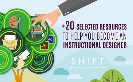 Hand-picked Resources to Help You Become an Instructional Designer | Recursos Online | Scoop.it