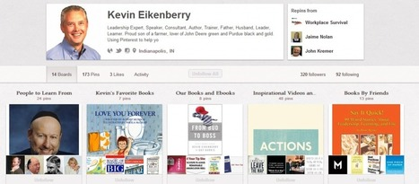 How Leaders Can Leverage Pinterest   Surviving Social Chaos   Scoop.it