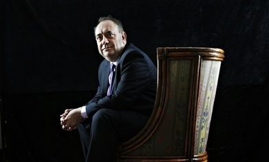 Farewell Alex Salmond, you leave a rich legacy | My Scotland | Scoop.it