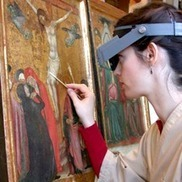 Watch Conservators at Work at the Conservation Window | Rare and special | Scoop.it