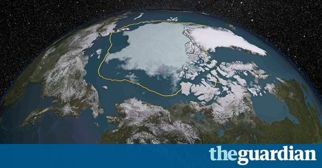 Historical documents reveal #Arctic sea ice is disappearing at record speed #climate #melting #MSM #Bernie | Messenger for mother Earth | Scoop.it