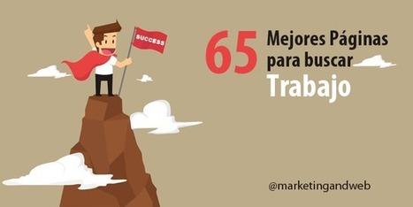 65 Mejores páginas para buscar trabajo y encontrar #empleo | Encontrar, mantener y mejorar tu empleo | Scoop.it