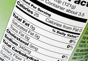 Consumers don't pay as much attention to nutrition fact labels as they think, eye-tracking study finds | Nutrition- Food Labels | Scoop.it