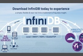New Version Of InfiniDB Provides Higher Query Performance With Faster Hadoop Integration - Tools Journal | Big Data | Scoop.it