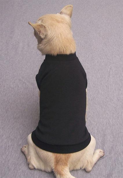 Black Blank Dog T-shirt – PetSuperDeal.com | petsuperdeal | Scoop.it