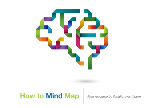 How to Mind Map – free tutorial | Ilaria Fioravanti | Medic'All Maps | Scoop.it
