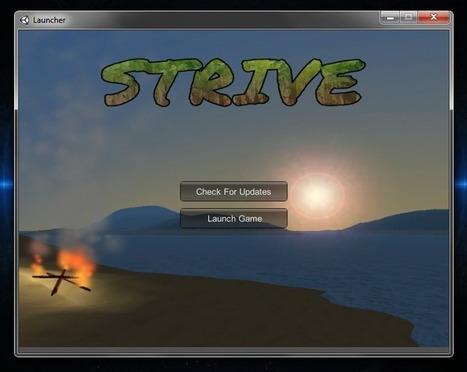 Strive Development: The Launcher | Appimize Studio | Scoop.it