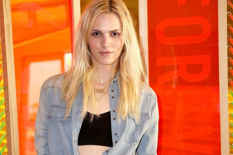 Andreja Pejic Undergoes Sexual Reassignment Surgery; CFDA Acquires ... - Daily Beast | CLOVER ENTERPRISES ''THE ENTERTAINMENT OF CHOICE'' | Scoop.it