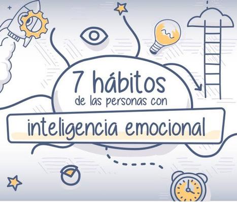 MAESTROS Y MAESTRAS EFICIENTES: 7 hábitos de las personas con inteligencia emocional. | Aprendizaje Y Apoyo Escolar fuera del Aula | Scoop.it