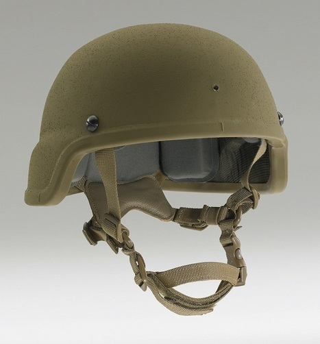 Ceramic Enhanced Combat Helmets And Personal Armor - An Interview With Mark Colin | Advanced materials applications | Scoop.it