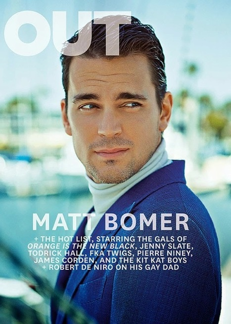 Matt Bomer super gnocco per OUT Magazine luglio 2014 - JHP by Jimi Paradise™ | QUEERWORLD! | Scoop.it