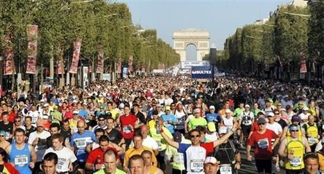 Les 40 000 coureurs du Marathon de Paris solidaires du Japon   ouest-france.fr   Japon : séisme, tsunami & conséquences   Scoop.it
