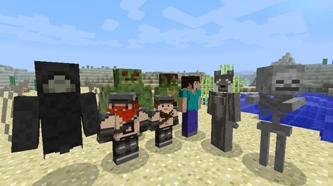 More Player Models 2 Mod 1.7.2 | Gaming | Scoop.it