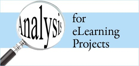 Analysis For eLearning Projects: how to get started with your eLearning project | Emergency Services | Scoop.it