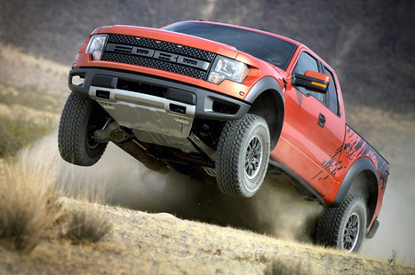 Ford F-150 SVT Raptor Future Clouded – Discontinued? | Toyota Tacoma | Scoop.it