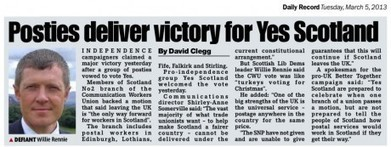 Wings Over Scotland | Respecting the electorate, Unionist-style | Unionist Shenanigans | Scoop.it