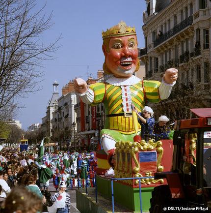 C'est parti pour le carnaval de Chalon-sur-Saône qui débute aujourd'hui et…   Destination Saône-et-Loire   Scoop.it
