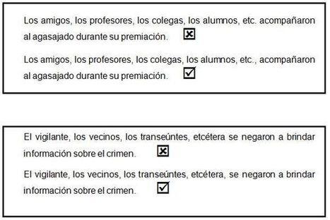 La coma criminal   ESTILO, Manual de estilo para los nuevos medios   ELE Spanish as a second language   Scoop.it