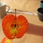 Gorgeous apple print maths | Celebrate the Arts with Kids | Scoop.it