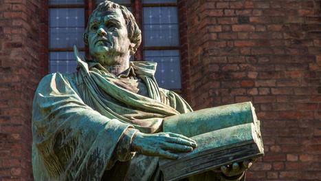 Un ouvrage de Martin Luther annoté de sa main découvert en Alsace | Merveilles - Marvels | Scoop.it