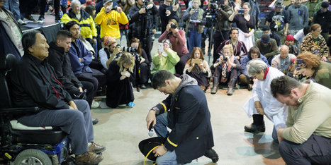 Forgiveness Ceremony Unites Veterans And Natives At Standing Rock Casino | Notions  Anglais Cycle terminal | Scoop.it