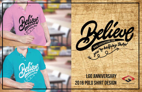 LGO Anniversary 2016 Polo Shirt Print Design | LogicGateOne Corp. | Scoop.it