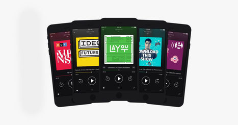 Pocket Casts Is the Podcast App Every iPhone User Needs | Into the Driver's Seat | Scoop.it