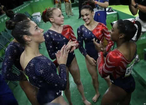 Social Media Points Out Sexism in Olympics Coverage | News for IELTS + Class Discussion | Scoop.it