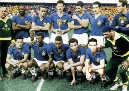 Pelé had bad teeth. Pelé had good feet. | Inventing the Future | Scoop.it