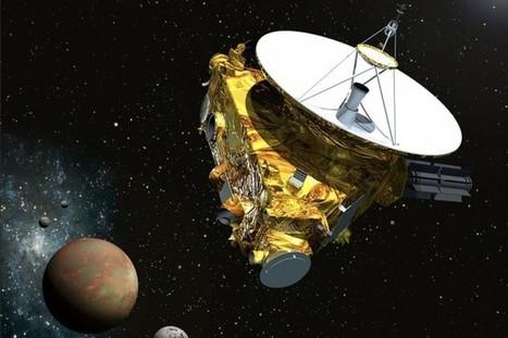 Les premières photos de Pluton capturées par New Horizons | Astronomie et espace | The Blog's Revue by OlivierSC | Scoop.it