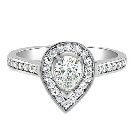 Mia Engagement Ring - Loyes Diamonds | Engagement rings Dublin Blog. | Scoop.it