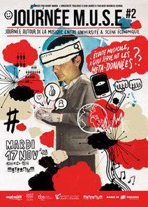 Muse#2 : Écoute musicale et métadonnées - IRMA | Music & Metadata - un enjeu de diversité culturelle | Scoop.it