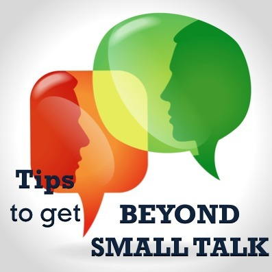 Beyond Small Talk [slideshow] | Networking | Scoop.it