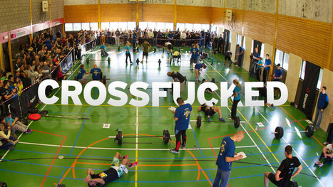 The Problem(s) With Crossfit. #Fitness #Training | Health and Fitness Articles | Scoop.it