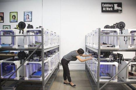 El calzado del futuro | Impresión 3D | Scoop.it