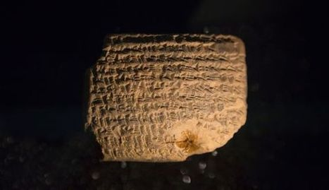 2,500 Year Old Jewish Tablets Discovered in Iraq | Jewish Learning | Scoop.it