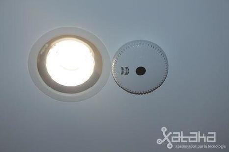 LiFi, probamos la tecnología que quiere desbancar al WiFi usando la luz para transmitir datos | Geeky Tech-Curating | Scoop.it