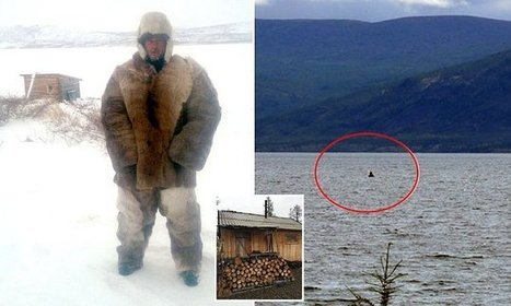 Russian 'Loch Ness monster' believed to dwell in a Siberian lake | Cryptic Content: Cryptozoology | Scoop.it